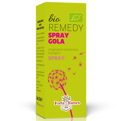 bioREMEDY SPRAY GOLA