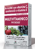Multivitaminico Physioxid